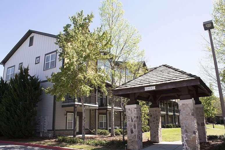 apartments for rent near university of south carolina