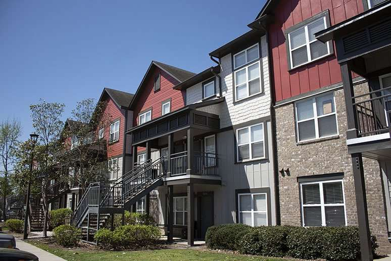 student apartments in columbia